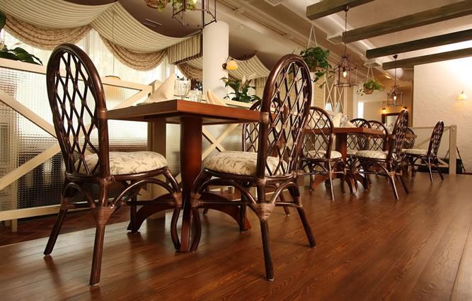 Restaurant Classy Floor