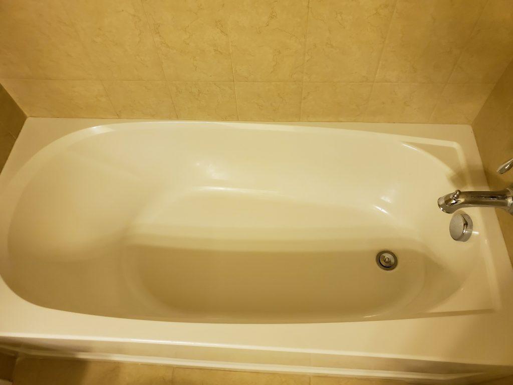 anti-slip coating for bathtub.